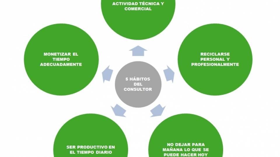 Los 5 Hábitos del Buen Consultor