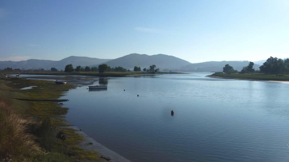 Desembocadura do Río Tamuxe, Red Natura 2000