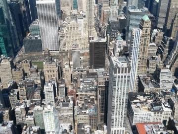 Nueva York (Manhattan desde el Empire State), una de las primeras ciudades en implantar un exitoso modelo de Smart City