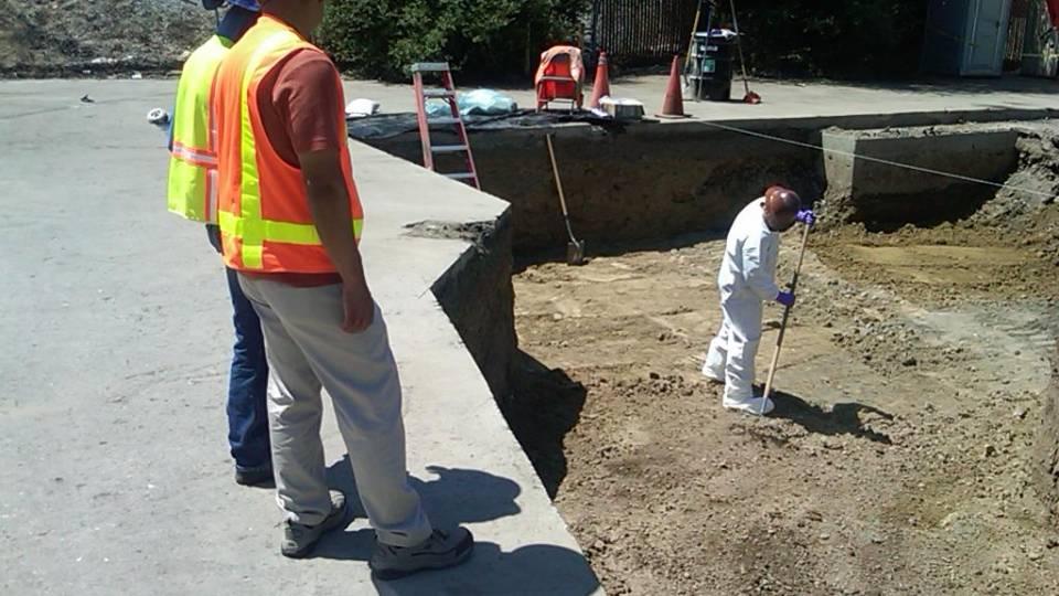 Recuperación de suelos