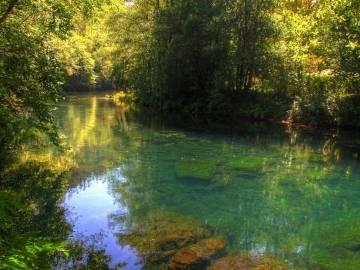 Parque Natural Fragas do Eume, área declarada ZEC (Zona especial de conservación)
