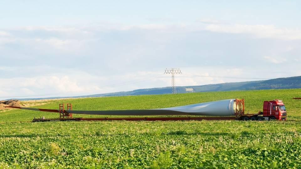 Vigilancia ambiental en fase de obra de un parque eólico