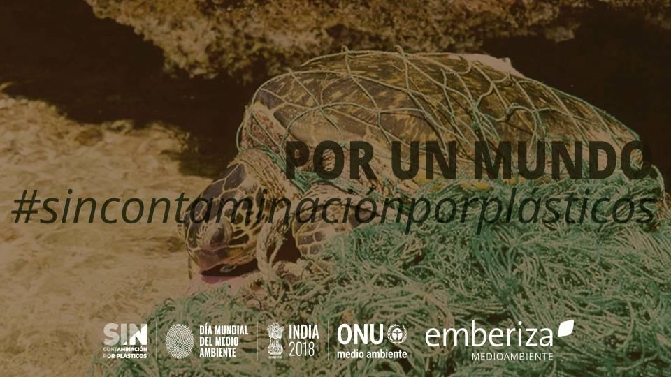 Emberiza-consultoría ambiental por un mundo sin contaminación por plásticos