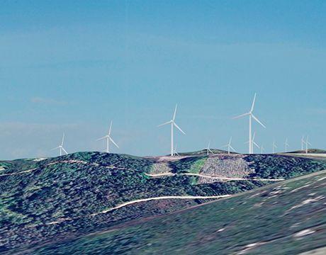 Estudio de integración paisajística - Evaluación de impacto ambiental