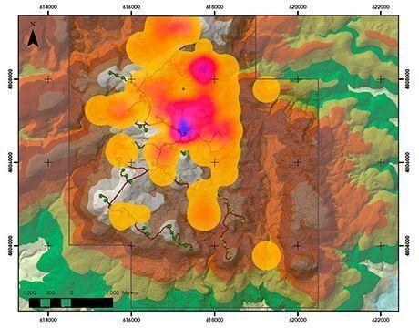 Sistemas de información geográfica - SIG o GIS